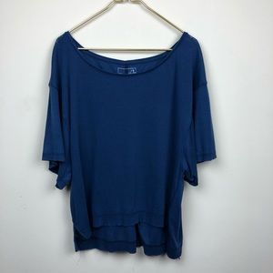 Free People We The Free Oversized Top Size S
